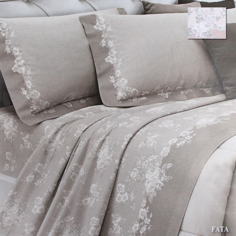 Completo letto matrimoniale 2p manifattura imberti relax fiori